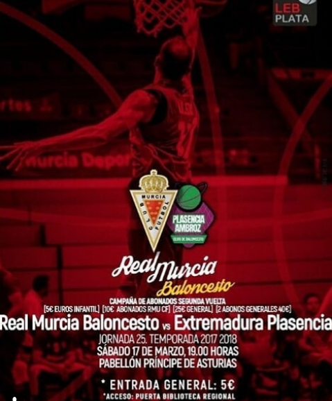 Real Murcia - Extremadura Plasencia