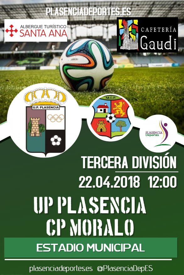 UP Plasencia - CP Moralo