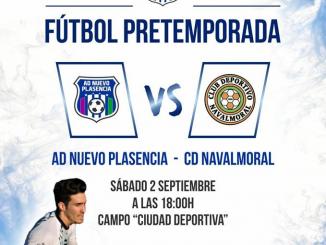 Triangular Pretemporada A.D Nuevo Plasencia vs CD Navalmoral