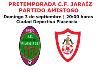 Ciudad de Plasencia vs C.F. Jaraíz - 03 de septiembre 2017