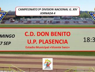 La UP Plasencia se juega el liderato en un duelo de candidatos