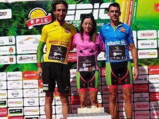 Pedro Romero vencedor de la general de la EPIC Extreme Portalegre