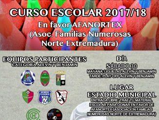 """TORNEO DE APERTURA - Curso Escolar - """"Ciudad de Plasencia"""""""