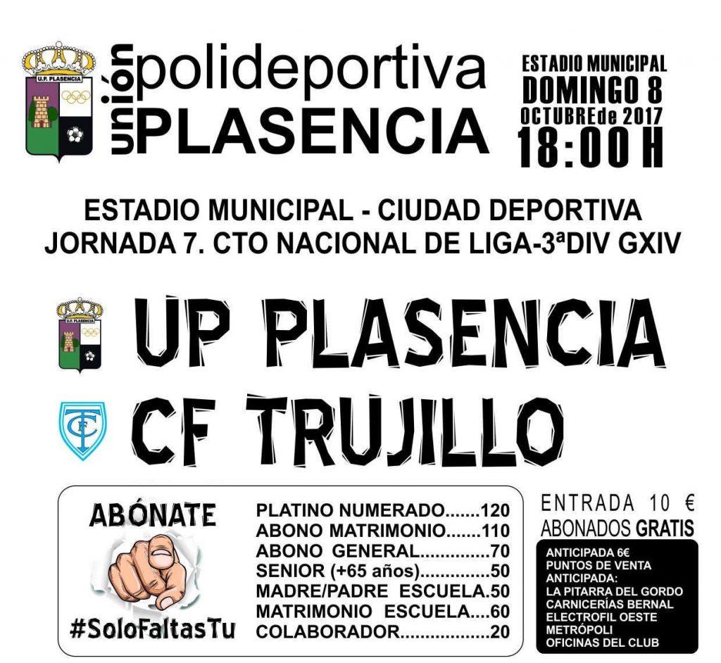UP Plasencia vs CF Trujillo