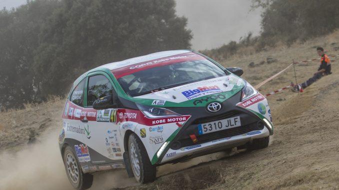 El Extremadura Rallye Team estará en el V Rallye Ciudad de Pozoblanco