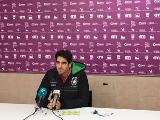 El Extremadura Plasencia se la juega en el último partido del año en casa