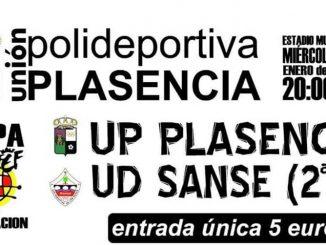 La UP Plasencia busca los cuartos con el resultado a favor
