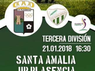 La UP Plasencia visita al Ibéritos Santa Amalia en un partido trampa