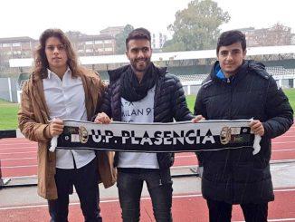 La UP Plasencia presenta a Javi Casero y los argentinos Jonás Basso y Belli