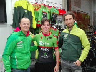 El equipo placentino Extremadura Ecopilas MTB cierra su plantilla para el 2018