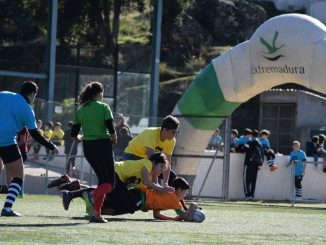 Éxito en los JUDEX de rugby