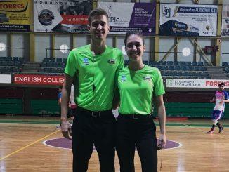 Entrevista a Andrea Alejo y Jesús Fernández, árbitros de Campeonato