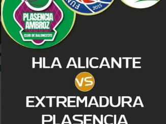 El Extremadura Plasencia a seguir con la buena tendencia en Alicante