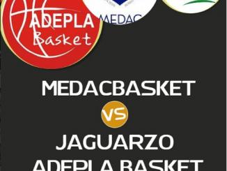 Medacbasket - Jaguarzo Adepla Basket