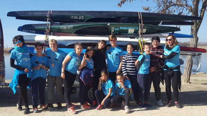 El Club Río Jerte sigue triunfando en el Open Interterritorial
