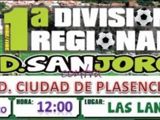 AD San Jorge - Ciudad de Plasencia