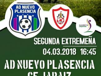 AD Nuevo Plasencia - CF Jaraíz