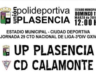 UP Plasencia - CD Calamonte