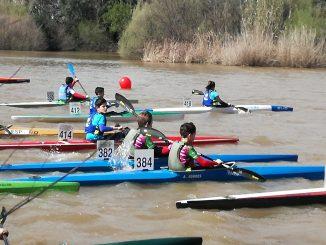El Club Piragüismo Río Jerte sigue en alza tras la Regata JUDEX Maratón