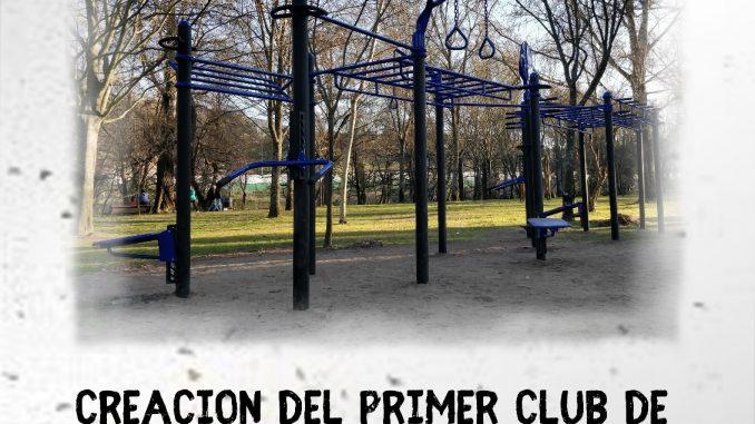 Nace Kanaka Bars, el primer club de Street Workout en Plasencia