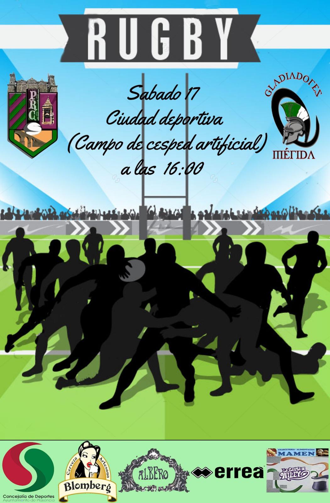 Plasencia Rugby Club quiere su Copa