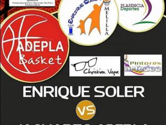 CAM Enrique Soler - Jaguarzo Adepla Basket