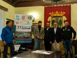 Presentada la nueva edición de el Rallye Norte de Extremadura por Escudería Plasencia