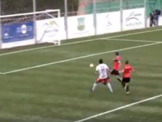 La UP Plasencia sigue mirando hacia el título tras golear en Montijo (0-3)