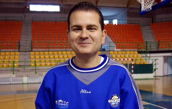 Rafa Sanz, nuevo entrenador Extremadura Plasencia
