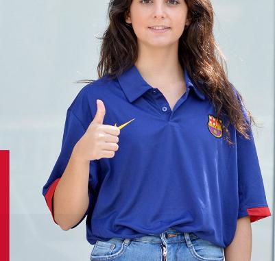 Mamen Blanco recala en las filas del Barça Femenino