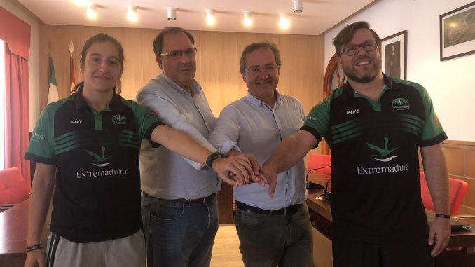 El placentino Roberto Blanco dirigirá el EBA en Casar de Cáceres