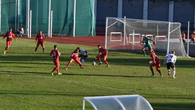 Un error defensivo condena a la UP Plasencia (0-1)