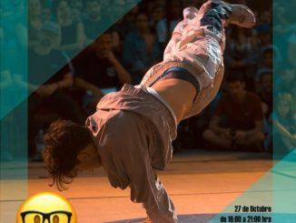 Esta tarde tienes una cita con la Asociación Juvenil Breakdance Plasencia en la Factoría Joven de Plasencia