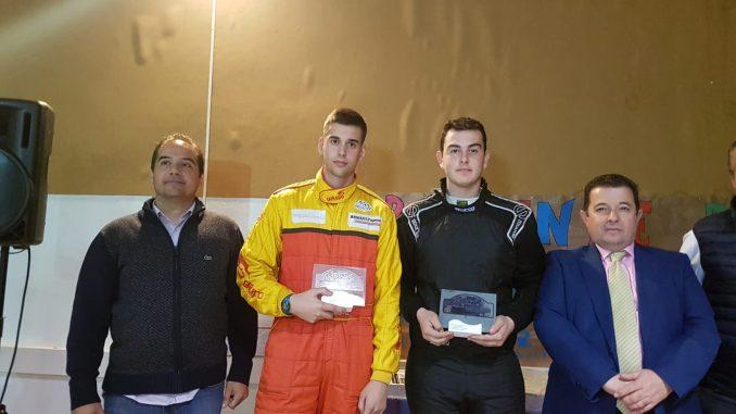 Victor Colorado sumó la quinta victoria en la Copa FEXA-RallyAl