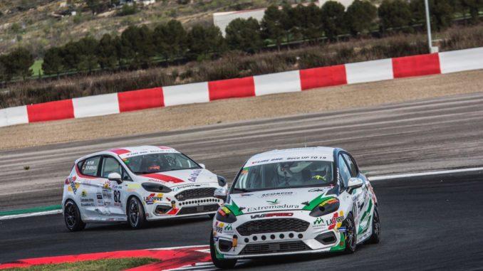 Un segundo y un cuarto puesto para Miguel Grande en Motorland Aragón